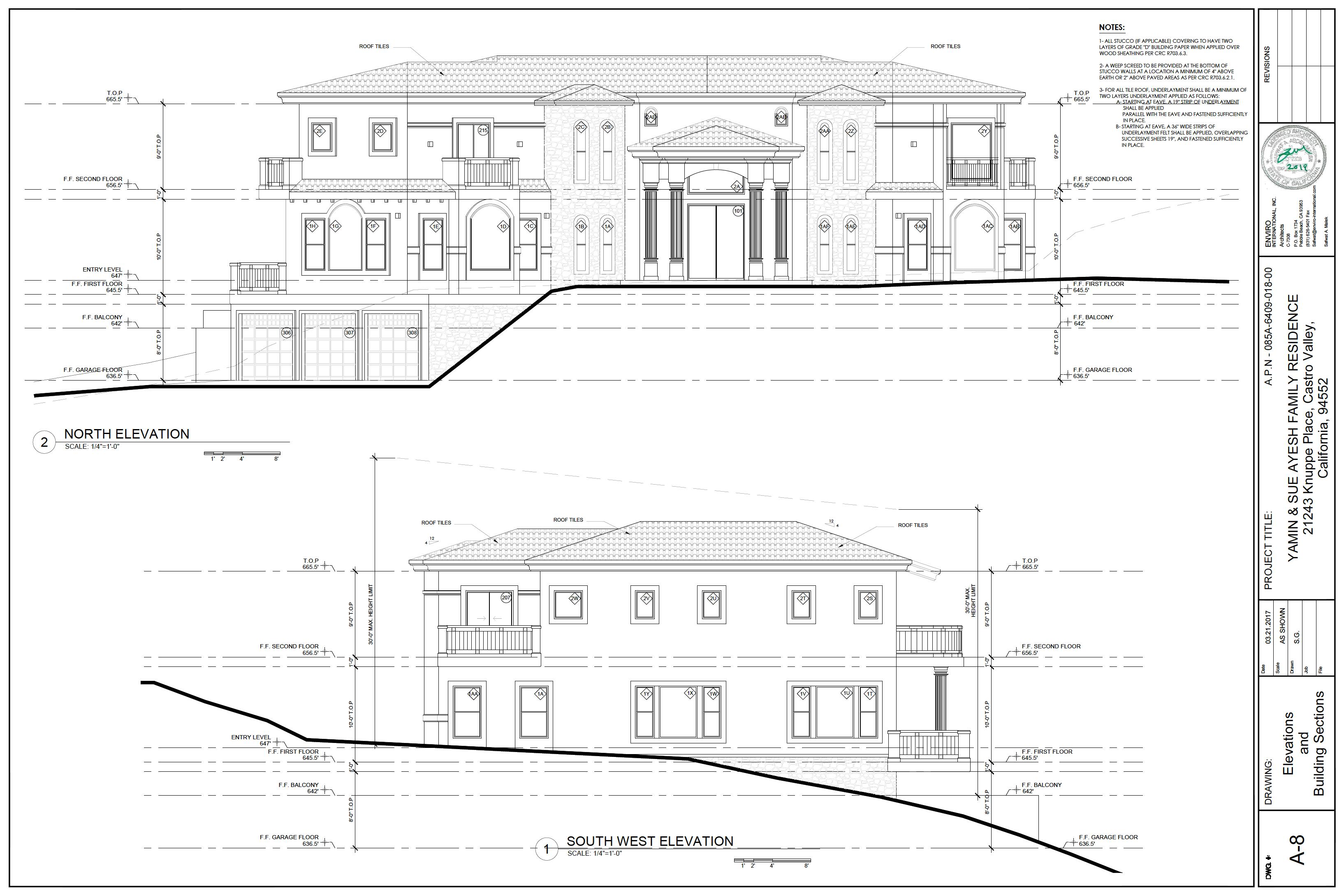 Luxury Residential Architect - Enviro-International
